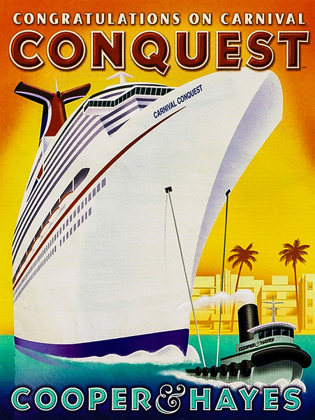 d/l of ship poster