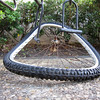 Bent Tire