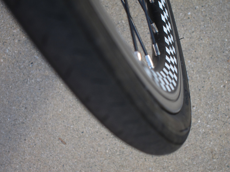 Checkerboard Tire
