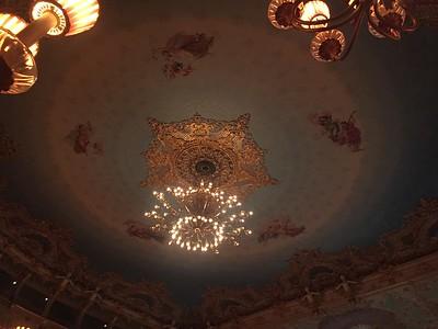 Teatro La Fenice opera house. Venice, Italy