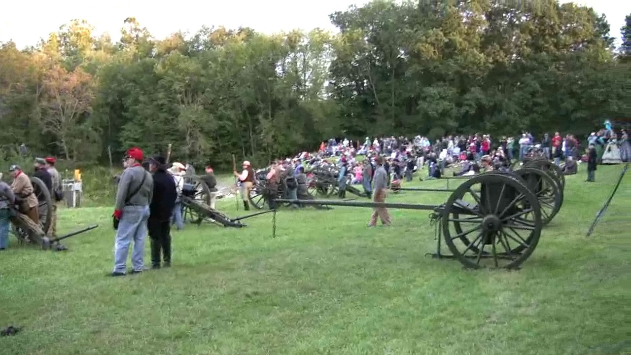 Zoar Civil War Re-enactment 2011