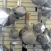 "Lots and lots of strainers @ <a href=""http://www.surfaslosangeles.com/"">Surfas</a>"