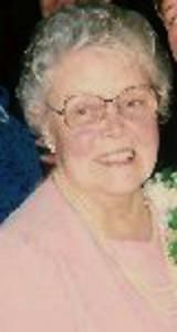 Vicki's Grandmother - Margaret May Pratt-Skinner   July 25, 1909 - Sept. 2, 2000 (91)
