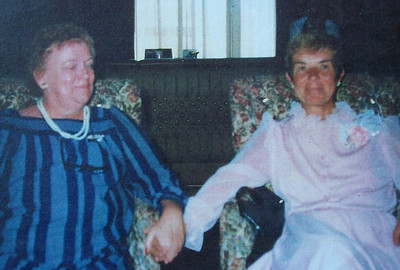 Vicki's Mom - Joan Schwartz-Skinner   July 18, 1932 - March 26, 2004 (72)  & her Best Friend  Barbara Derickson - April 11 -