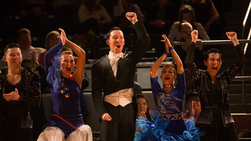1503-39 0194  1503-39 BLR DanceSport Championships  United States National Amateur DanceSport Championships.  Ballroom Dance Company.  Sanctioned by the NDCA  Organizers:  Lee Wakefield and Curt Holman  Photo by:  Todd Wakefield  Thursday - March 12, 2015  © BYU PHOTO 2015 All Rights Reserved photo@byu.edu  (801)422-7322