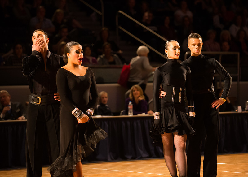 1503-39 0110  1503-39 BLR DanceSport Championships  United States National Amateur DanceSport Championships.  Ballroom Dance Company.  Sanctioned by the NDCA  Organizers:  Lee Wakefield and Curt Holman  Photo by:  Todd Wakefield  Thursday - March 12, 2015  © BYU PHOTO 2015 All Rights Reserved photo@byu.edu  (801)422-7322