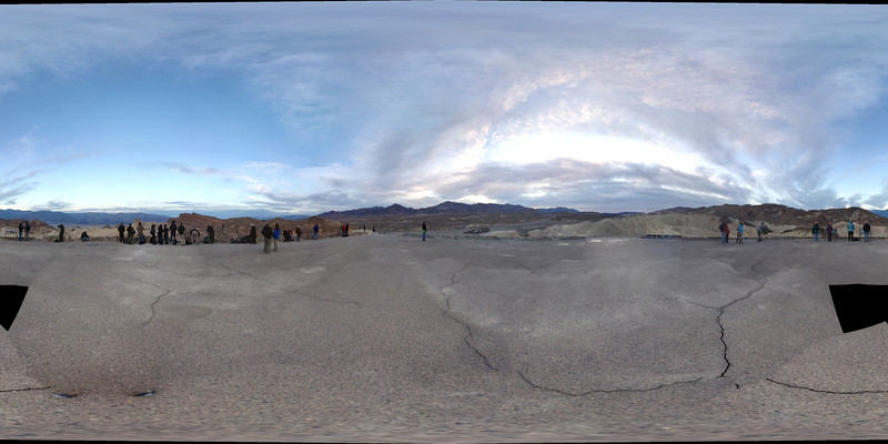 Zabriskie Point - Photosynth