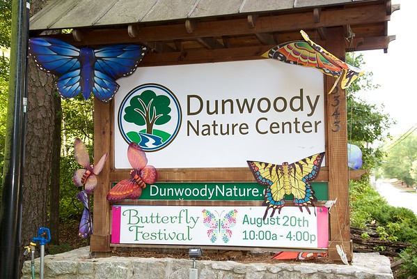 Dunwoody Nature Center Butterfly Festival