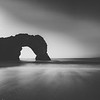 Durdle Door - mono