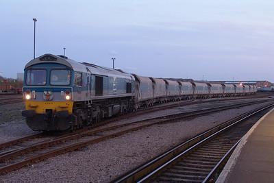 59004 Eastleigh 04/04/08