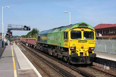 66522 Basingstoke 11/07/11 6Z22 Eastleigh to Stud Farm
