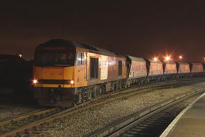 60059 Eastleigh 16/01/09