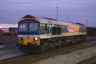59101 Eastleigh 09/09/09