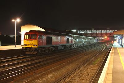 60100 Eastleigh 09/06/16 7V97 Botley to Merehead