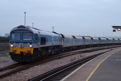59002 Eastleigh 29/08/08