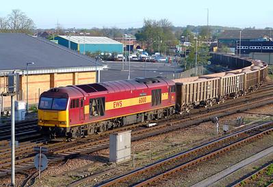 60100 Eastleigh 18/04/07