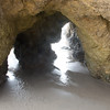 "<span id=""title"">Erosion</span> <em>El Matador SB</em> This is a shot of the really cool rock at El Matador State Beach that has numerous ""caves"" in it. Very cool to explore."