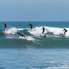 "<span id=""title"">Five Surfers</span> <em>Malibu Lagoon SB</em> I like how it looks kind of choreographed."