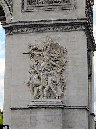 France Arch de Triumph