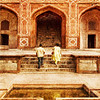 """<h2>Romance in India - Pinterest Edition</h2> <br/>My first impression of romance in India came from Bollywood.  I was pretty sure that everyone fell in love then spent a long time dancing around a grapefruit tree.    There are other dancers involved, nearby, of course, as well as a series of fountains, slow-motion cattle, Hinduesque yodeling.<br/><br/>But then, after being there, I saw romance was the same as just about everywhere else.  I did capture this couple together, exploring Humayun's Tomb in the middle of Delhi.  Enjoy!<br/><br/>- Trey Ratcliff<br/><br/><a href=""""http://www.stuckincustoms.com/exhibition-cropped-for-pinterest/"""" rel=""""nofollow"""">See the entire Pinterest Exhibition here.</a><br/><br/><a href=""""http://www.stuckincustoms.com/2009/09/13/romance-in-india/"""" rel=""""nofollow"""">The original photo can be found here.</a>"""