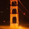 Trey Ratcliff - San Francisco - The Bridge in the FOg