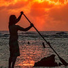 Trey Ratcliff - Hawaii - Oahu - The Paddle Board