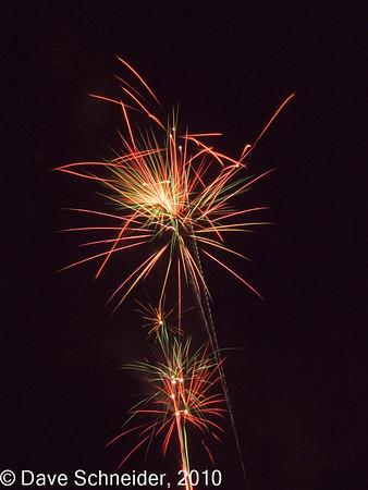 Fireworks - Los Angeles - CA, July 2006