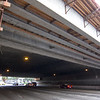 "<span id=""title"">Freeway Overpass #4</span> And finally, we pass under the 405. Not a great photo, but I made sure to include one from each time we went under a freeway. It wouldn't be the Great Los Angeles Walk without it, imho."