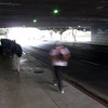 "<span id=""title"">Freeway Overpass #1</span> Here we passed under the 110 Freeway. Soon after we crossed under the 101 twice, and then a long time after that we went under the 405."