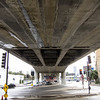 "<span id=""title"">Beverly Boulevard Bridge</span> Photo underneath the bridge."