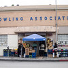 "<span id=""title"">LA Bowling Association</span> Didn't look like there was much bowling going on today, just some selling of goods."