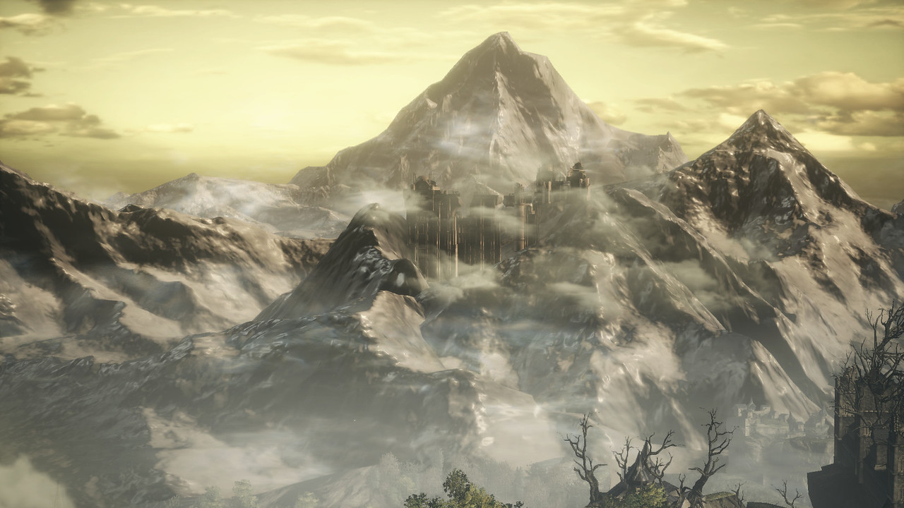 As is Archdragon Peak.