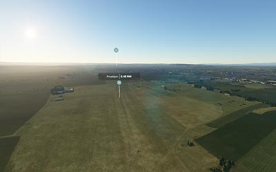Prostějovské letiště.