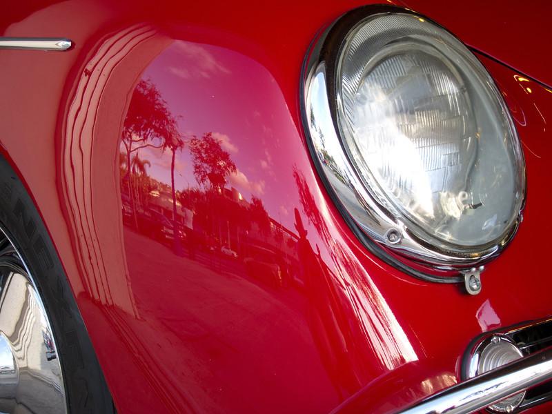 "<span id=""title"">Classic Porsche</span> <em>Santa Monica / La Peer</em> One of many cool cars on display at Heritage Classics Motorcar Company."