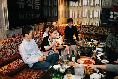 Gwangju Afterparties 052012