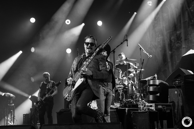 Rival Sons - Montreux 2019 04 Photo by Alex Pradervand