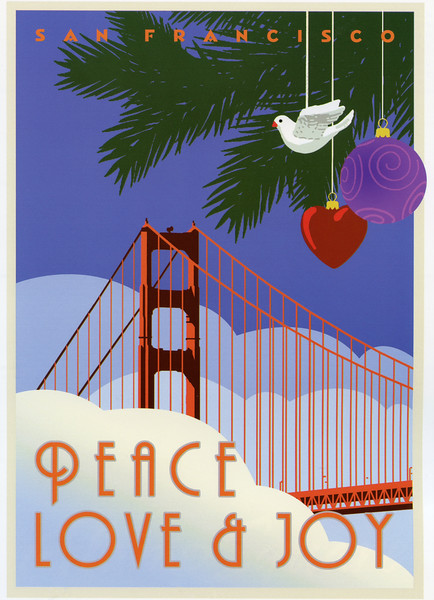 Cute holiday poster