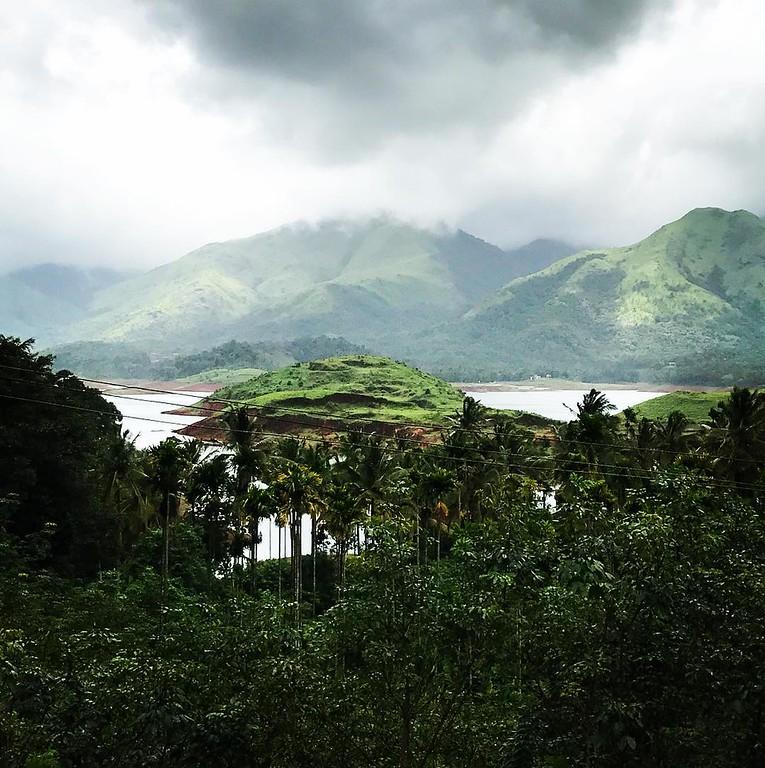 Kerala India dam Wayanad Instagram