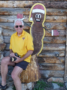Mr Hankey & Me in South Park CO