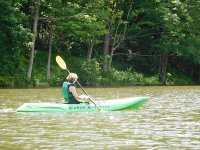Kayaking LHSP