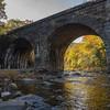 Keystone Arches bridges in Chester, Massachusetts