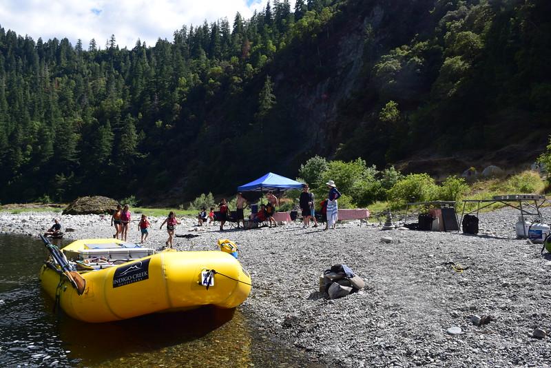 Multi-Day Rogue River Rafting Trip