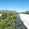 "<span id=""title"">Glendale Narrows Panorama</span> Stop 2: Glendale Narrows 180 degrees, taken from the pedestrian bridge"