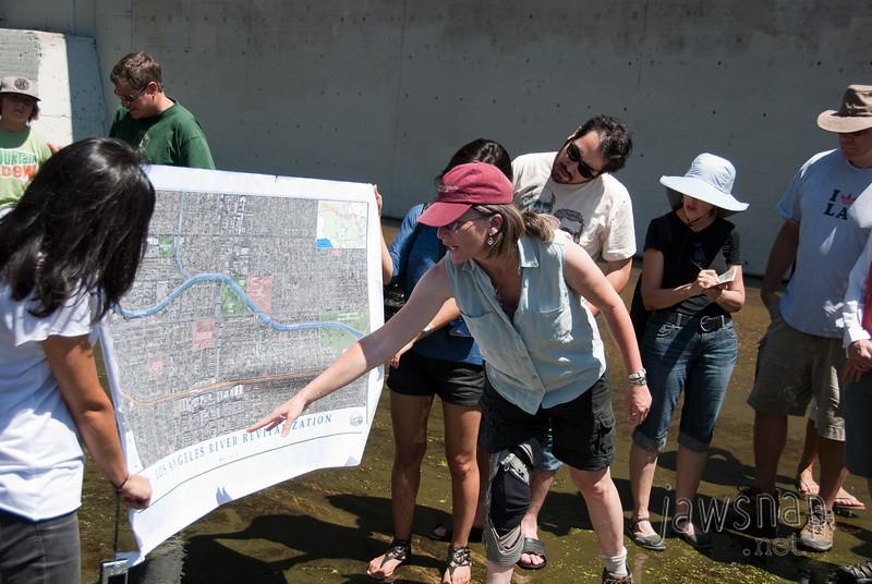 "<span id=""title"">Development Map</span> Stop 3: Arroyo Seco Confluence"