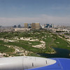 Vegas Strip from the plane