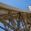 "<span id=""title"">Eiffel Tower</span> The tower as viewed from below. It's well worth the $12 or so to ride to the top."