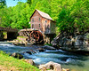 Glade Creek Mill Richard Friedkin 16x20