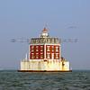 Ledge Light Lighthouse  -  New London, CT