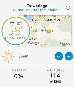 Cooler than Texas!
