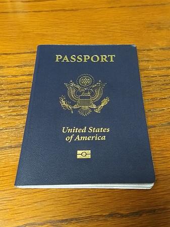Passport is ready!